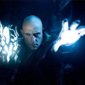 Mark Strong Talks How He Makes Sivana Scary in Shazam
