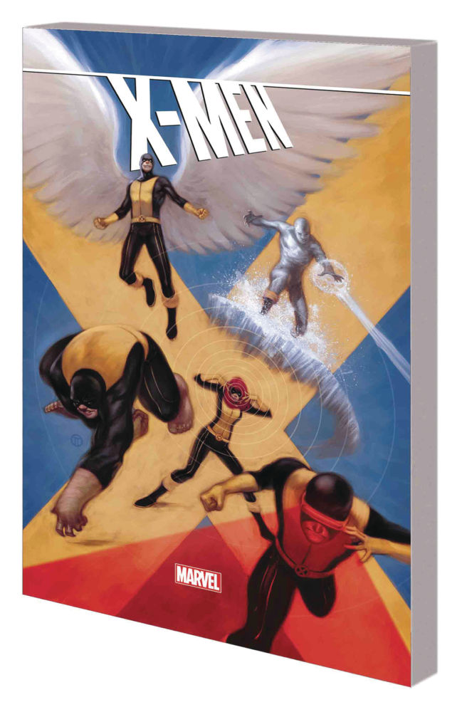 Marvel Collects Animated Origins of Cyclops, Beast, Angel, Quicksilver, Scarlet Witch, Firelord, Hulk and Venom