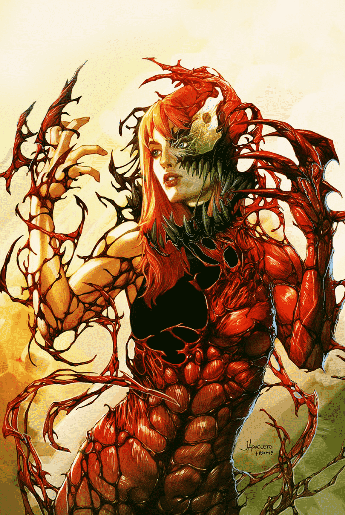 Win the First Appearance of Mary Jane Watson as the Carnage Queen