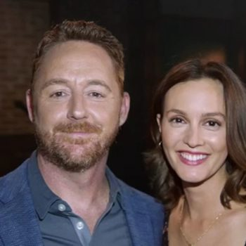 the-orville - lasting-impressions - Scott Grimes and Leighton Meester