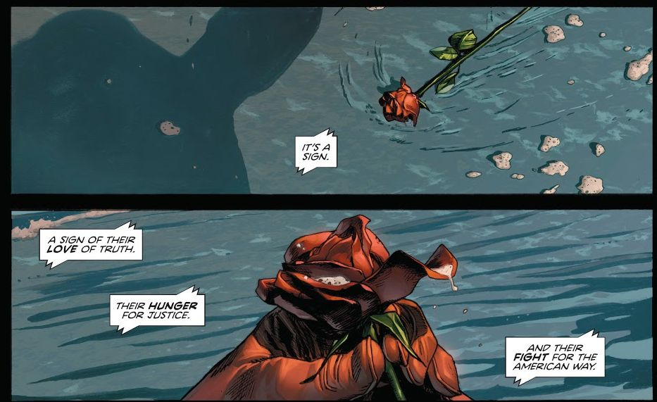 What Now For Poison Ivy After Heroes In Crisis #9? Spoilers
