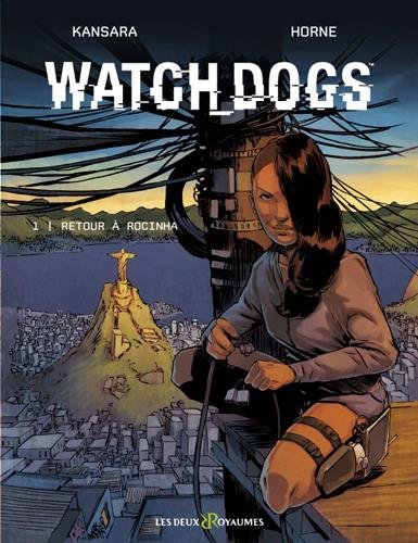 Titan Comics to Publish Series Based on Ubisoft's WATCH_DOGS in July