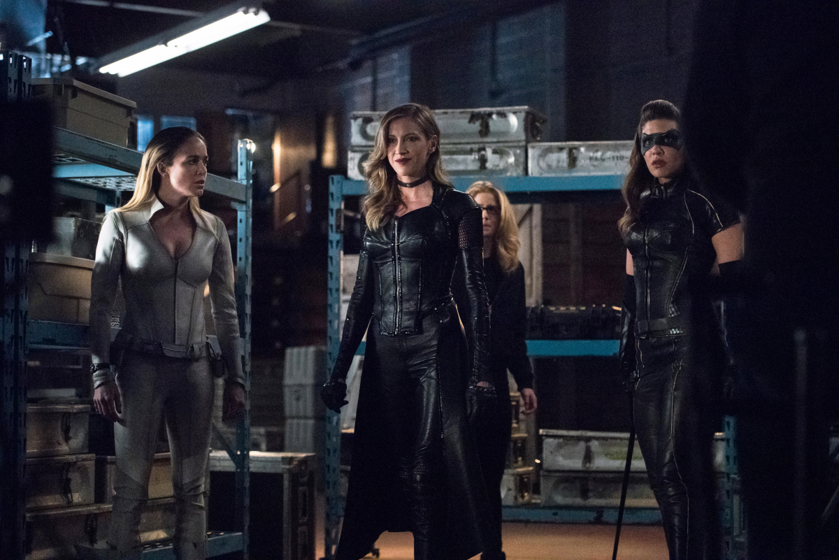 Arrow Season 7 Episode 18 Lost Canary Preview Promo Images