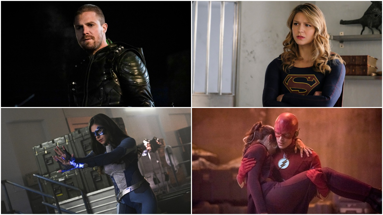 Arrow, The Flash, and Supergirl: Why CW Cast Amell, Benoist
