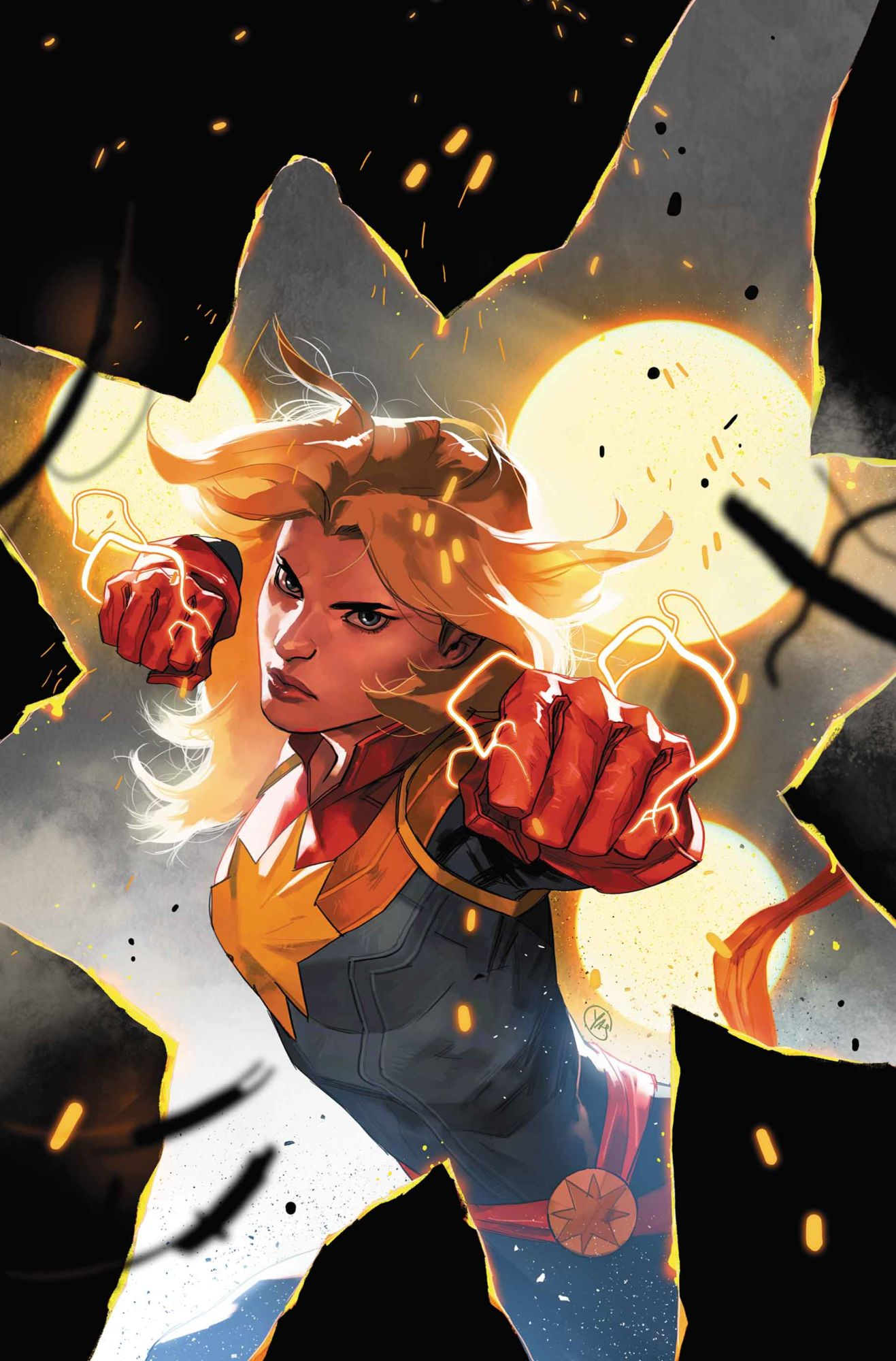 Fearless #1 - Captain Marvel, Storm, Invisible Woman, Together in One Comic