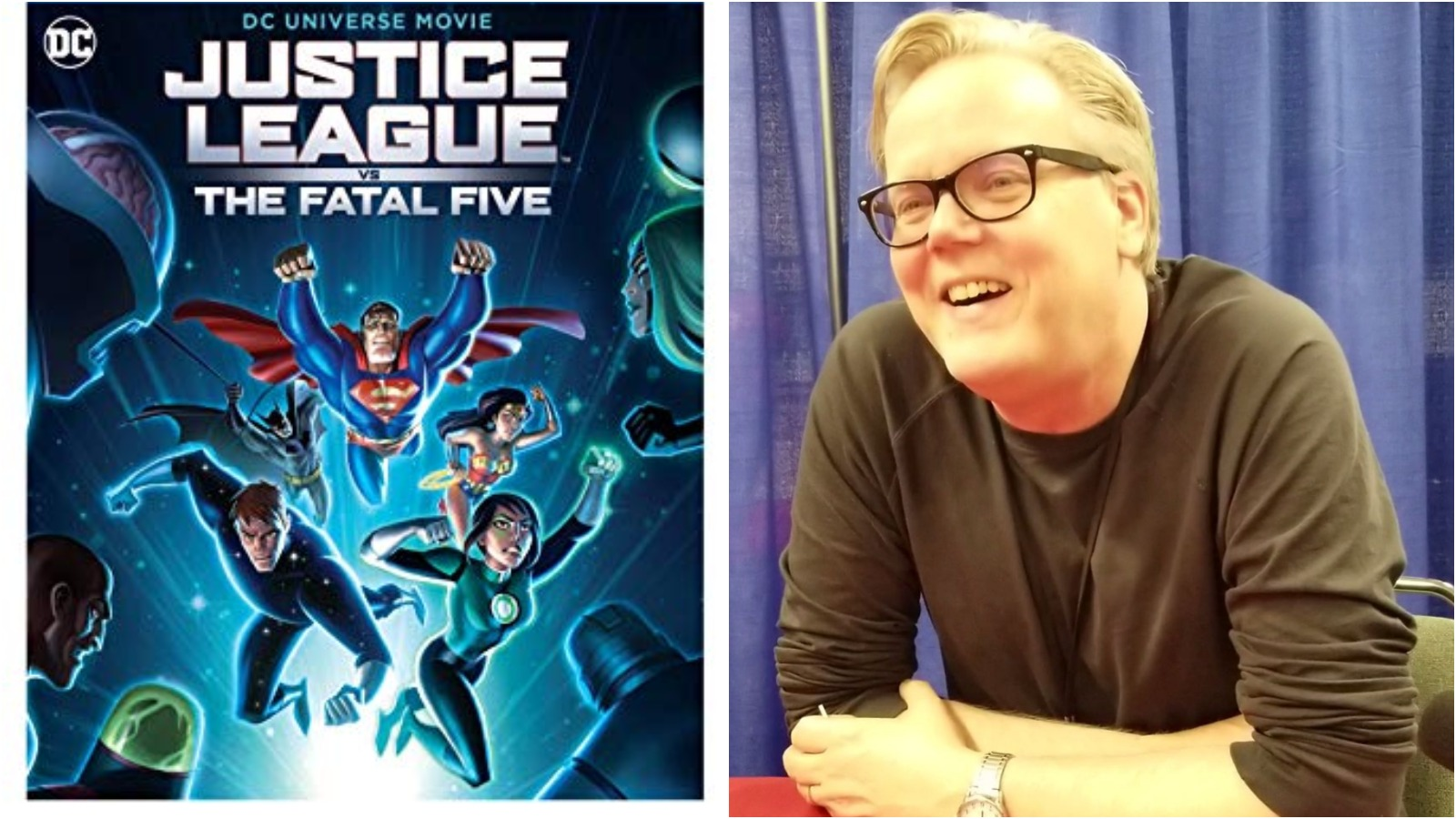Justice League Vs The Fatal Five Interview Bruce Timm Talks Film More