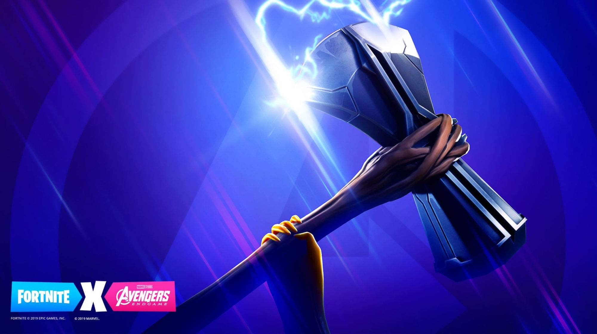 Fortnite: Endgame Pits You Against Thanos with Avengers-Themed Weapons