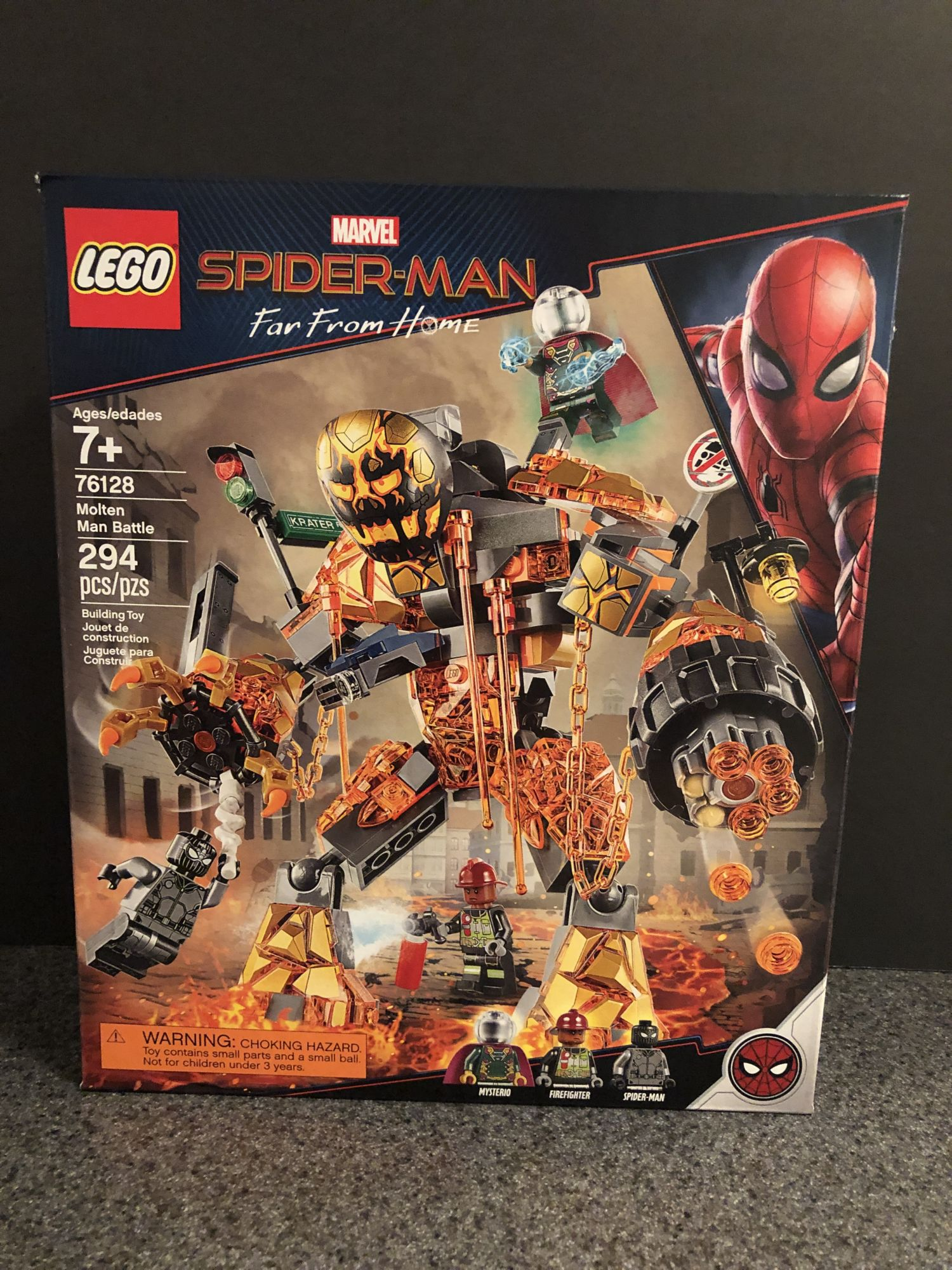Molten Set At ManFar A Man Spider Look Take Let's Lego Home's From PkZiTuOX