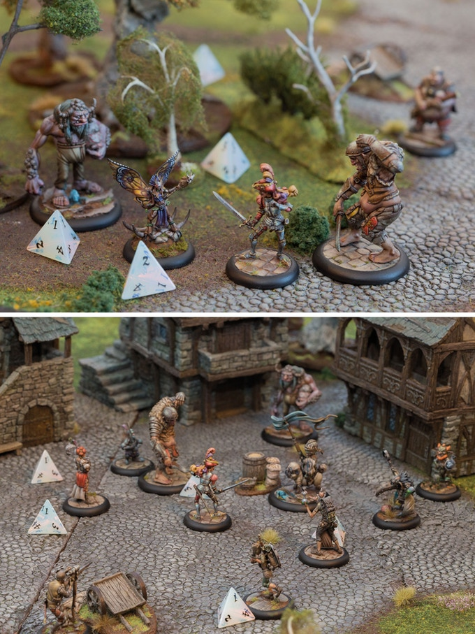 The Leshavult are coming to the Moonstone Miniature Skirmish Game!