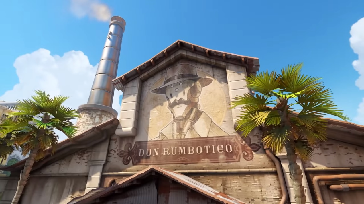 Overwatch Loads The New Escort Map Havana To The PTR Servers