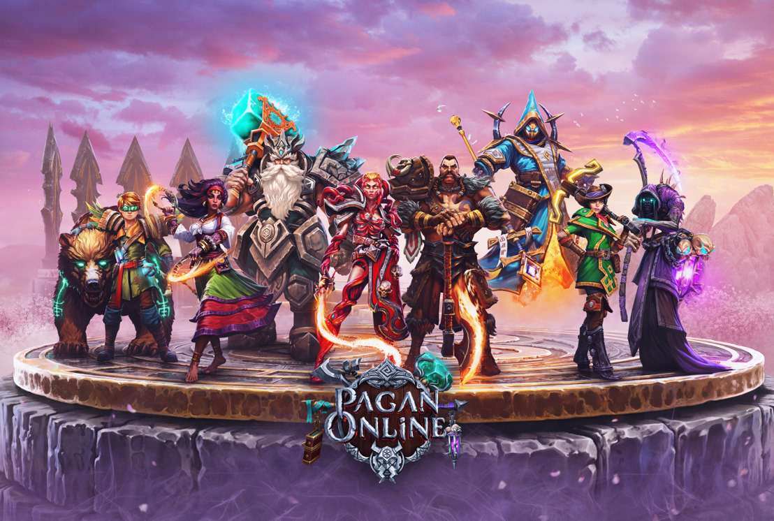 Pagan Online has Launched in Steam Early Access