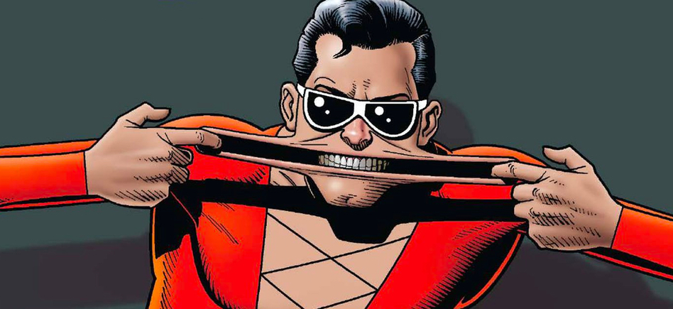 Warren Ellis Has a Plastic Man Pitch - If You Dare