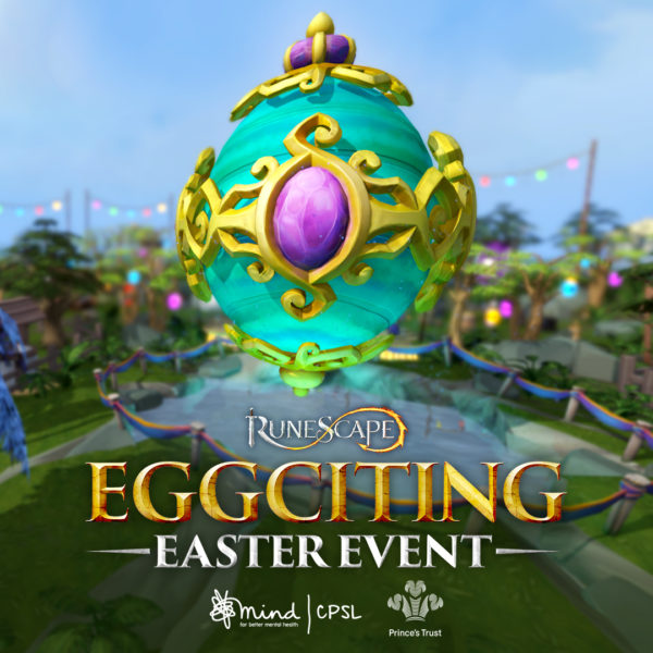 Runescape Christmas 2019.The Runescape Easter Bunny Came Early This Year