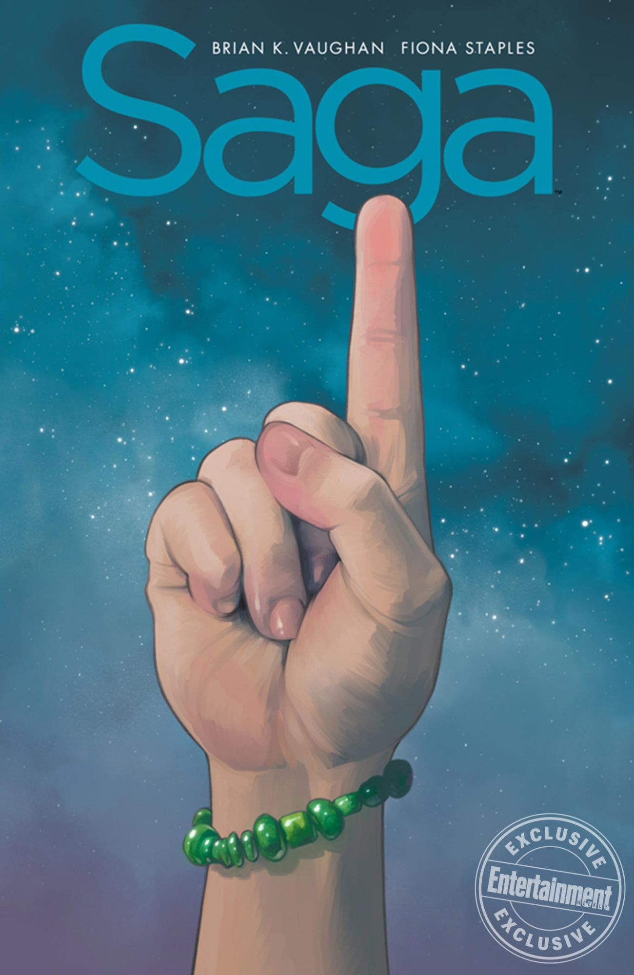 Saga Will End With Issue #108