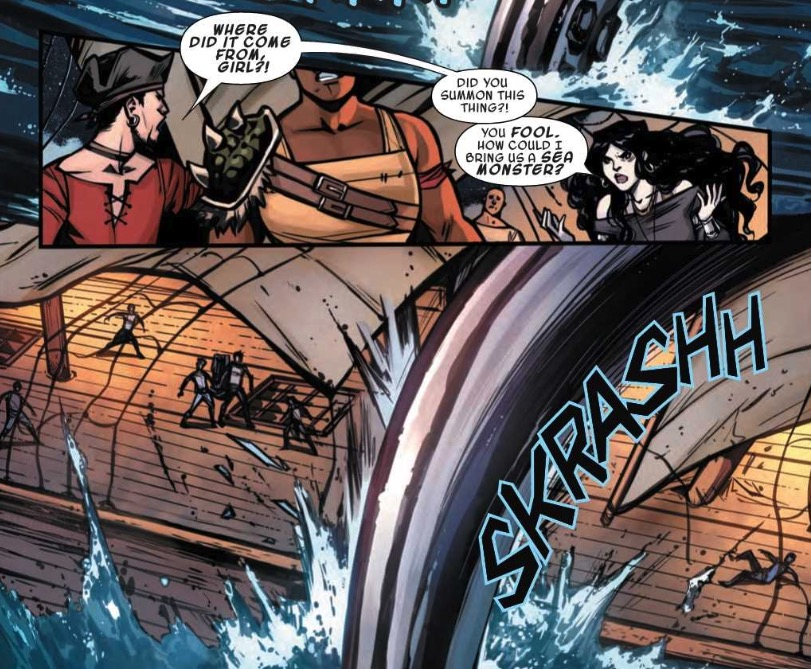 Event Leviathan, Amazons Attack, and Next Week's Age of Conan: Bêlit #2