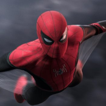 """Tom Holland, Jake Gyllenhaal's 'Spider-Man: Far From Home' Friendship """"Became a Problem"""""""