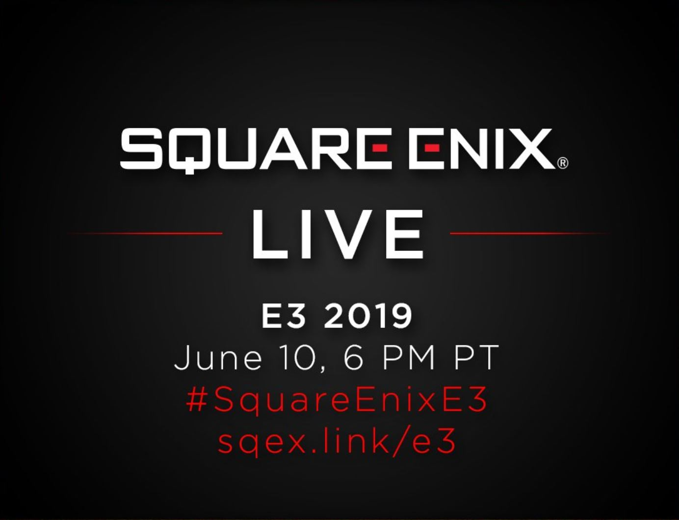 Square Enix Confirms Their E3 Conference Will Return This Year