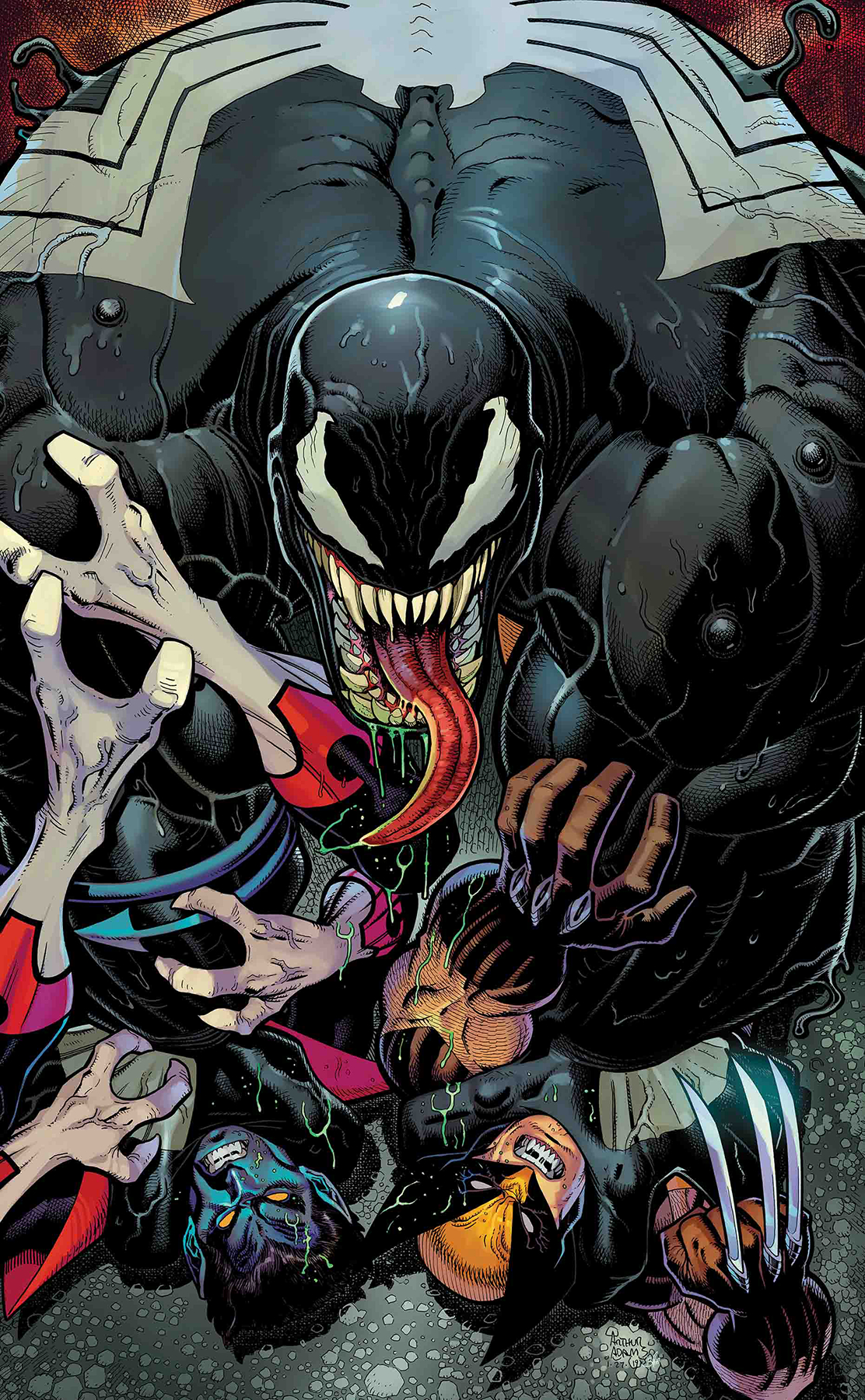 Leah Williams and Guillermo Sanna Have a 'Pivotal' Venom Story for Marvel Comics Presents