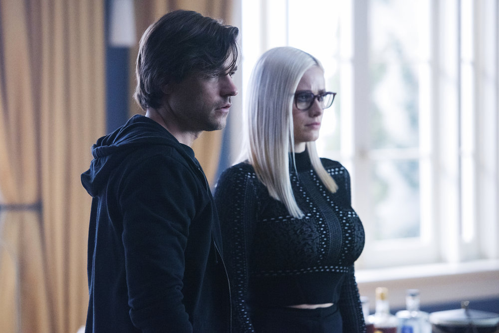 The Magicians' Showrunners Compare Season 5 to '80s Wall Street