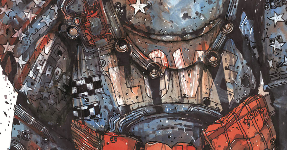 Headless And Planet Caravan Launch From Scout Comics In