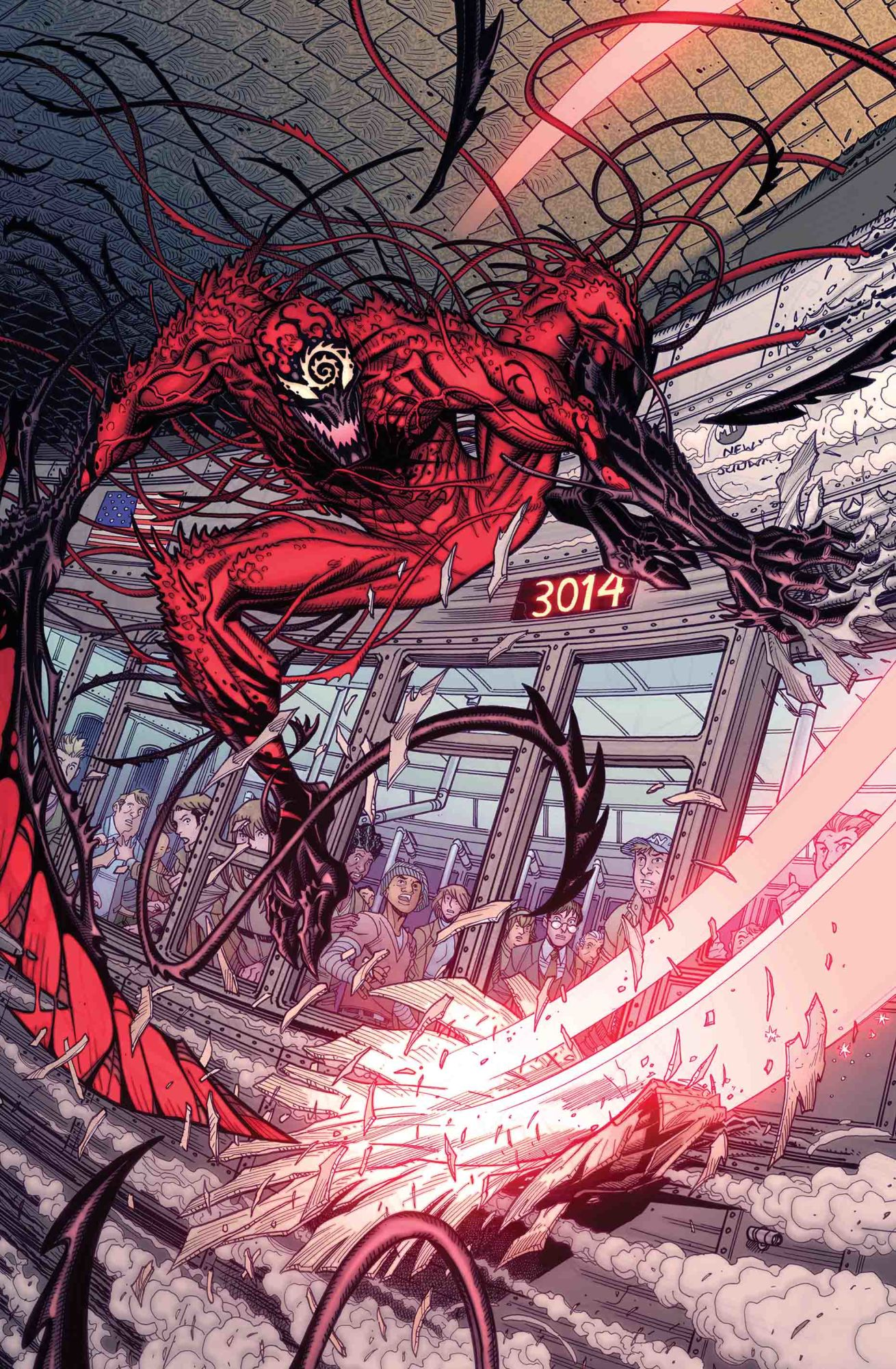 Absolute Carnage #1 Will Cost $7.99, #2 Will Be $4.99