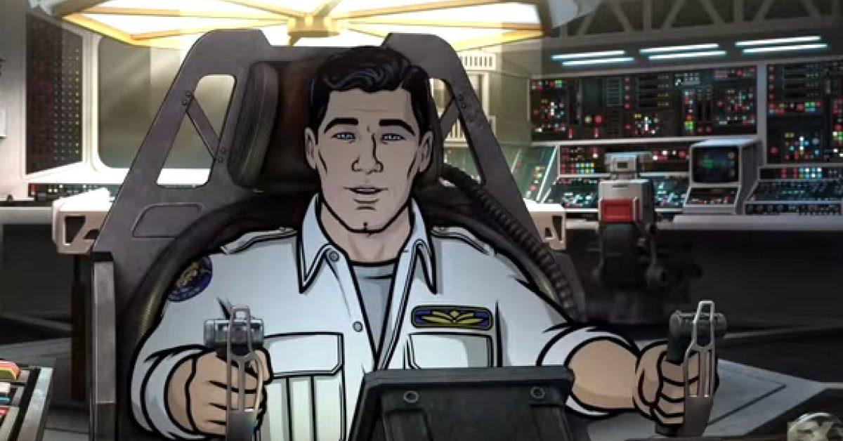 "'Archer: 1999': New Season Means New 'Archer' ""Reality"