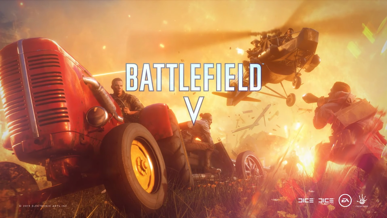 Battlefield V Reveals the Mercury Map In A New Trailer