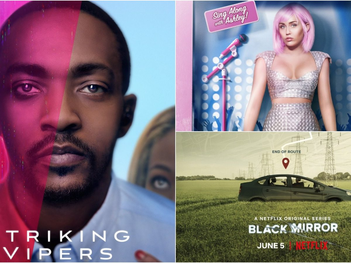 Black Mirror' Season 5: Netflix Releases Episode Posters