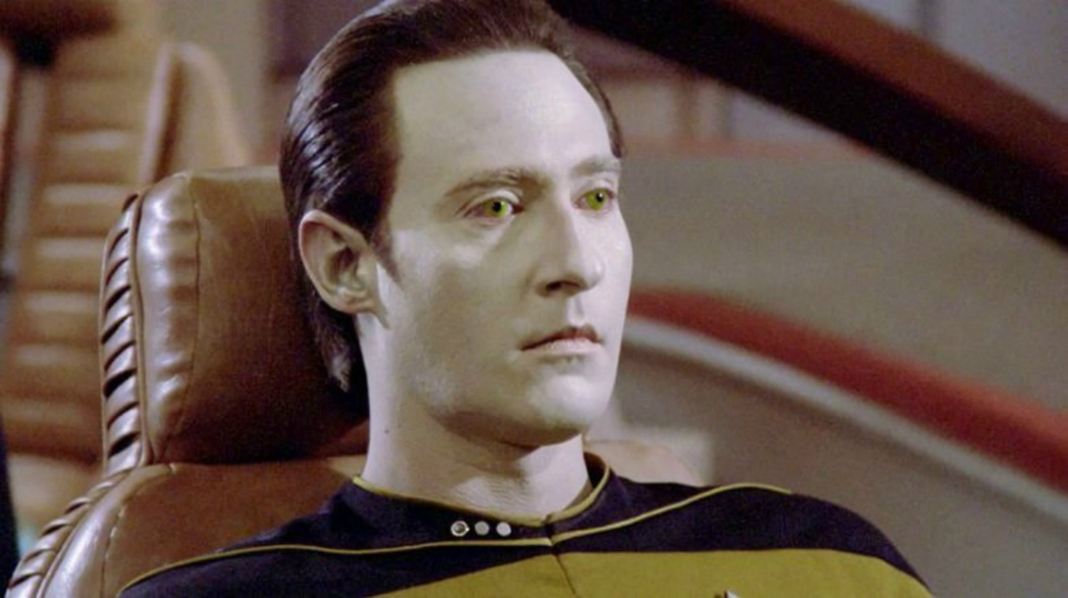 [Rumor] 'Star Trek: Picard' Gaining Brent Spiner as Data?!?