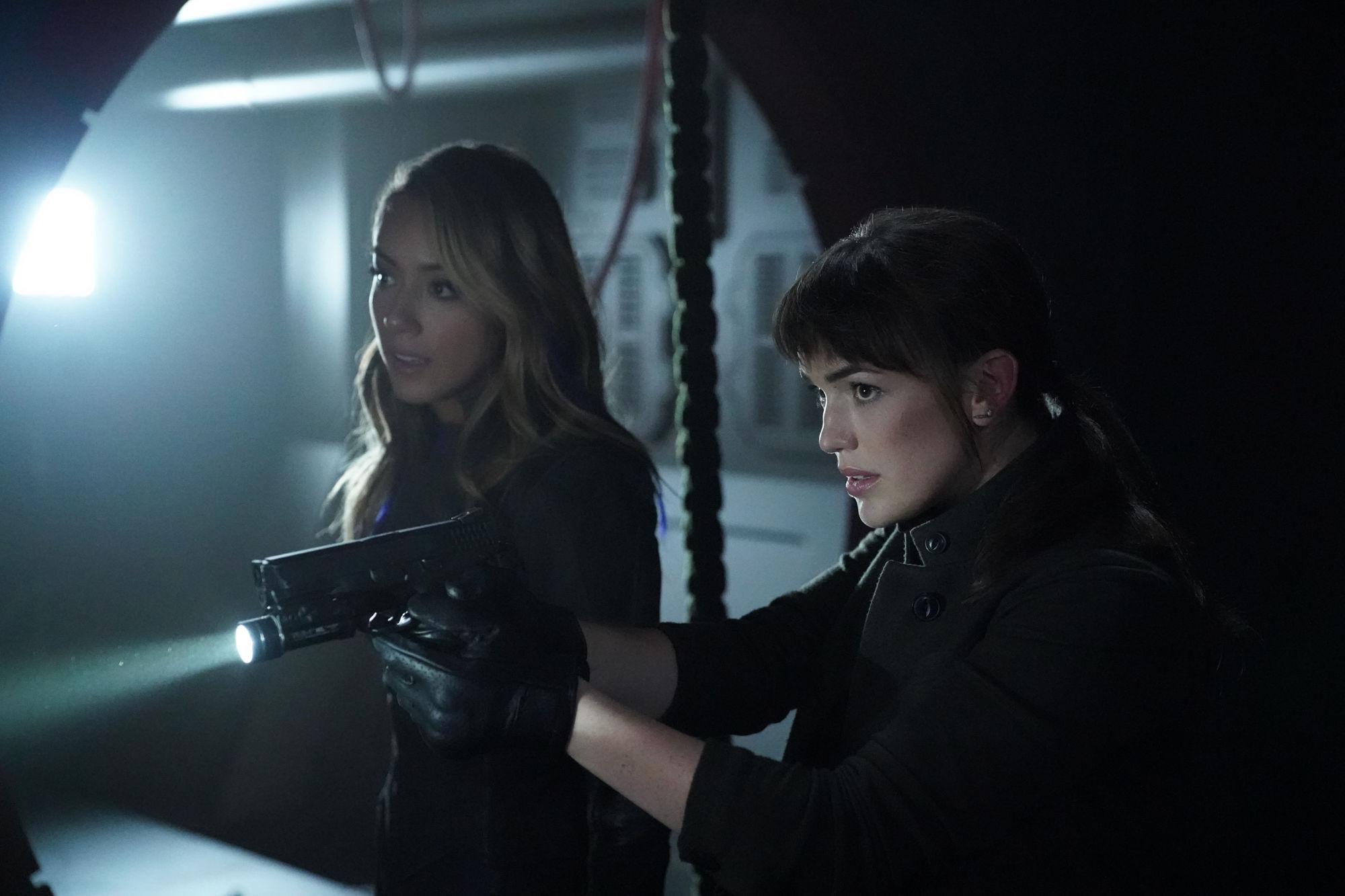 agents of shield season 1 720p torrent