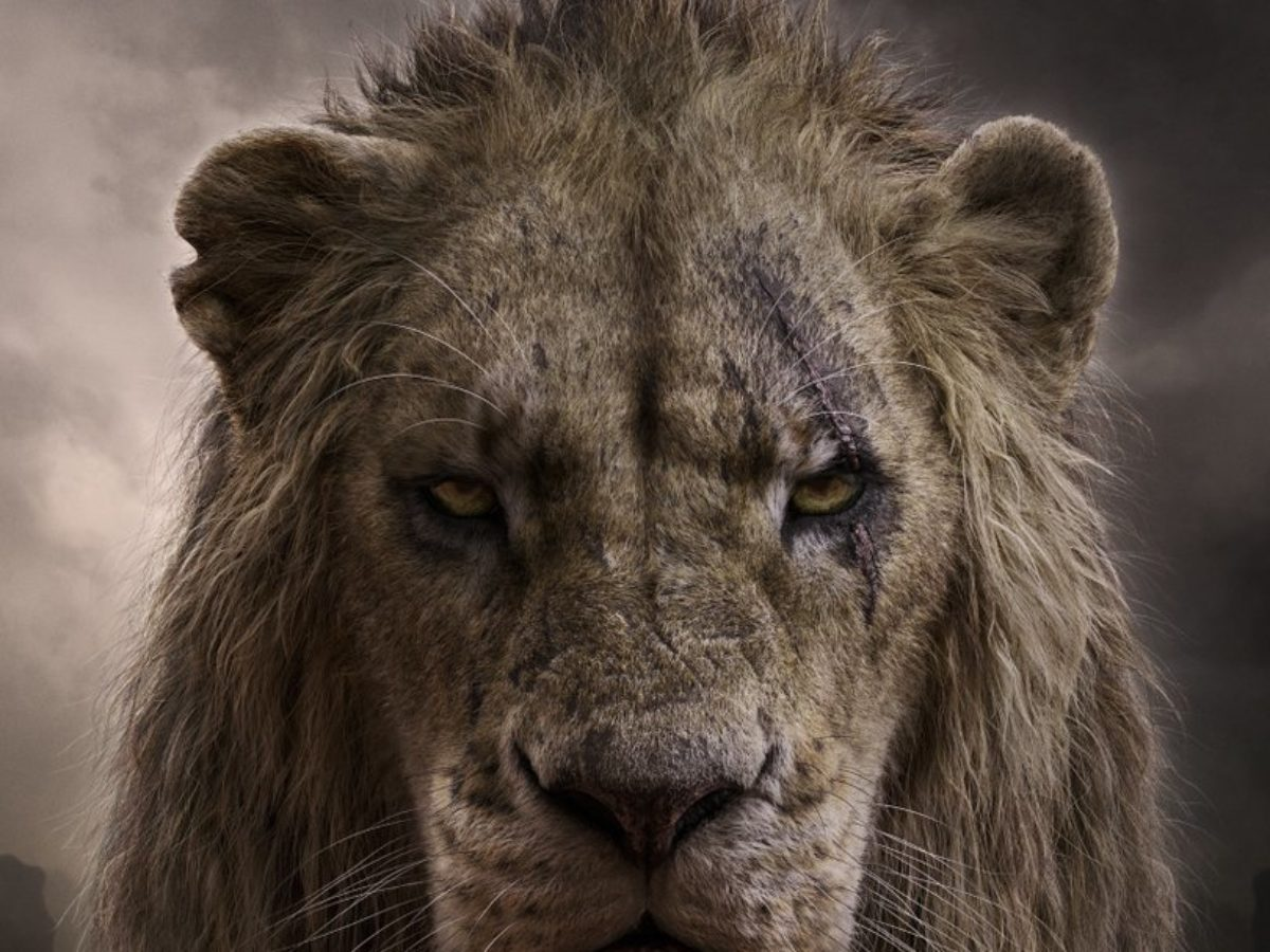 11 Character Posters For Disneys Live Action The Lion King