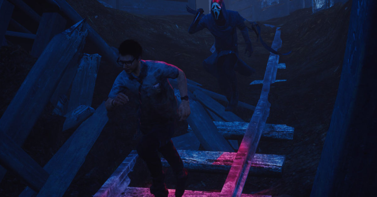 Dead By Daylight Celebrates Third Anniversary With Ghost