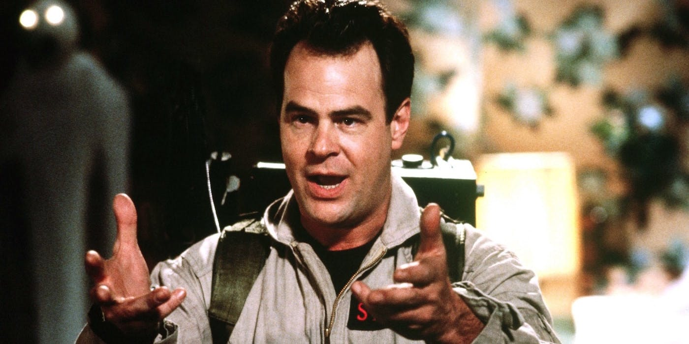 Dan Aykroyd Has a 'Ghostbusters' Prequel Idea That MAY Happen