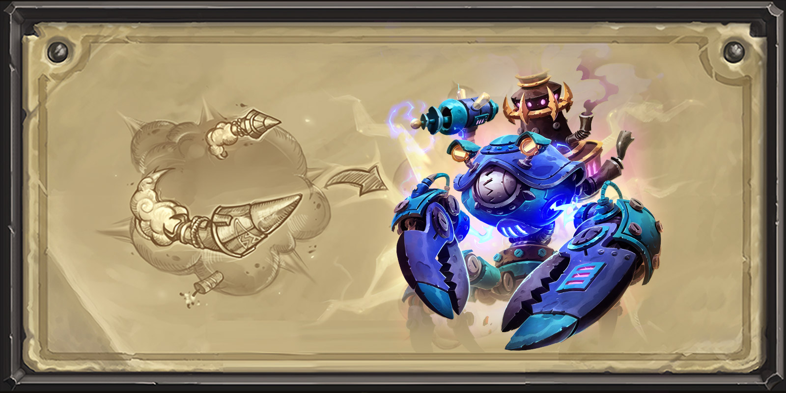 "Blizzard Details Changes Coming To Hearthstone's ""Rise of the Mech"" Event"