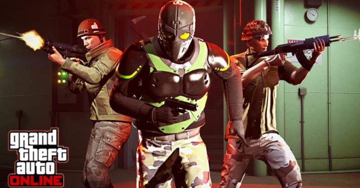 GTA Online Is Adding A New Missile Base Series This Week