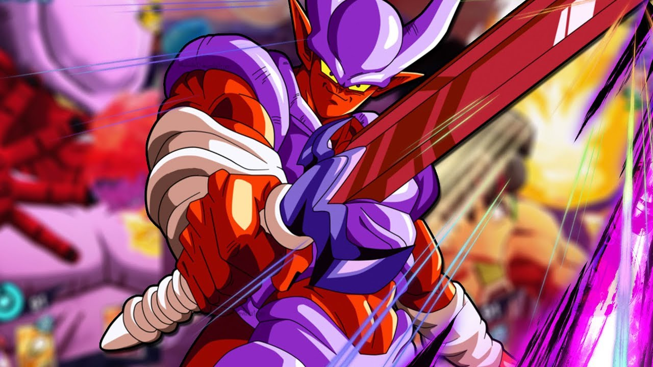 Dragon Ball FighterZ Next DLC Character Will Probably Be Janemba