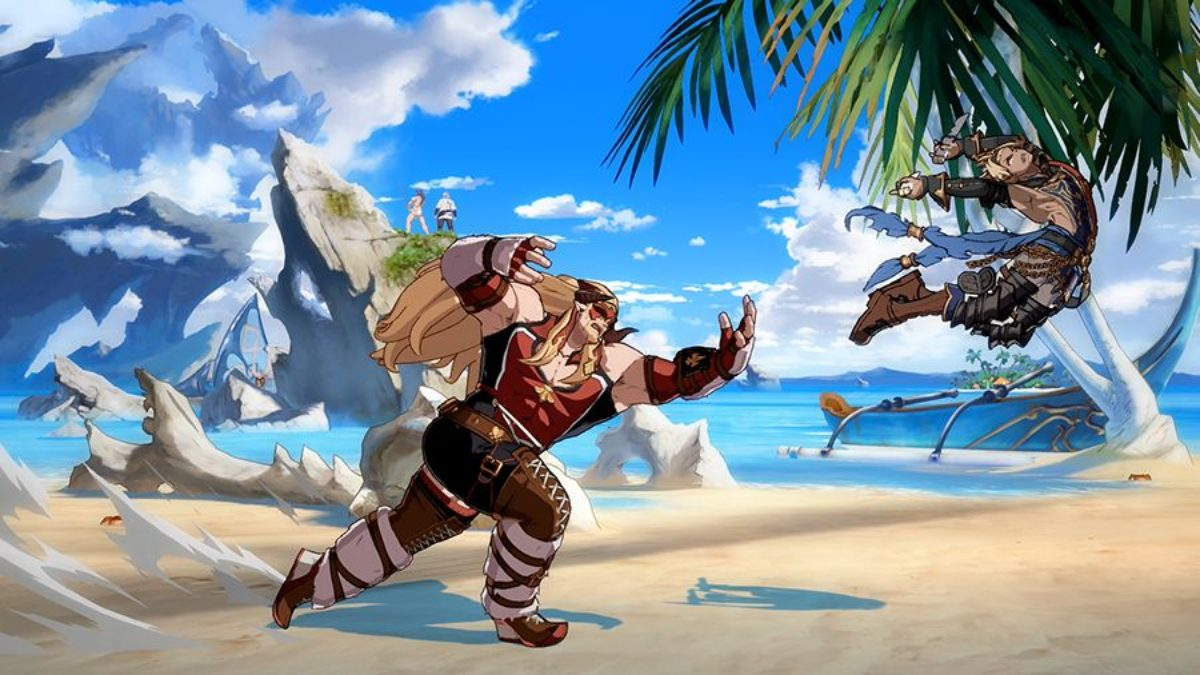 Ladiva Joins The Granblue Fantasy Versus Roster