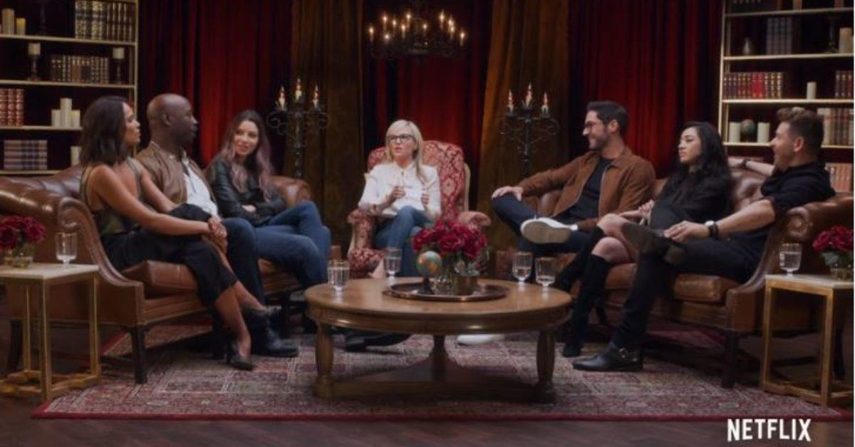 Lucifer' Season 4: Cast's