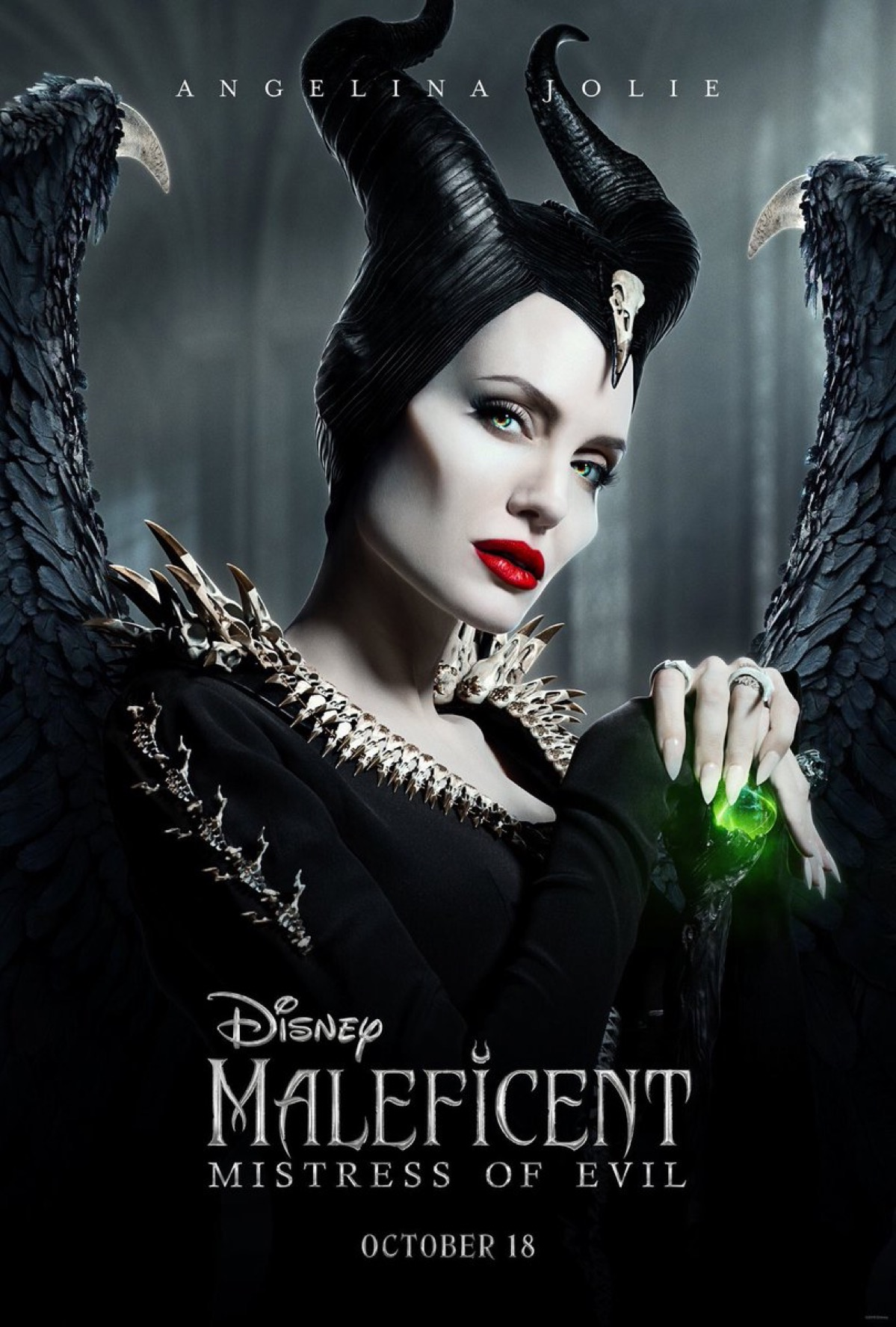3 Character Posters For Disney S Upcoming Maleficent