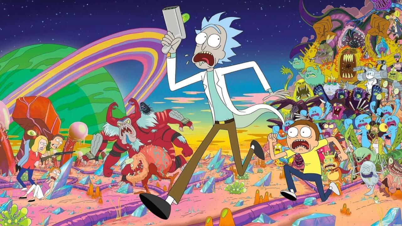 Rick and Morty' Season 4: The Harmon/Roiland/Radcliffe
