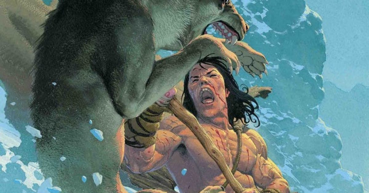 Marvel Reveals Details On Esad Ribic's Conan Year One
