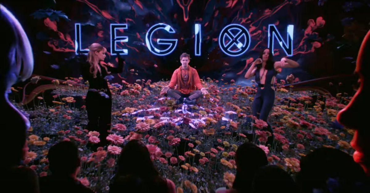 """It's Always Blue"" In New 'Legion' 3rd And Final Season Teaser"