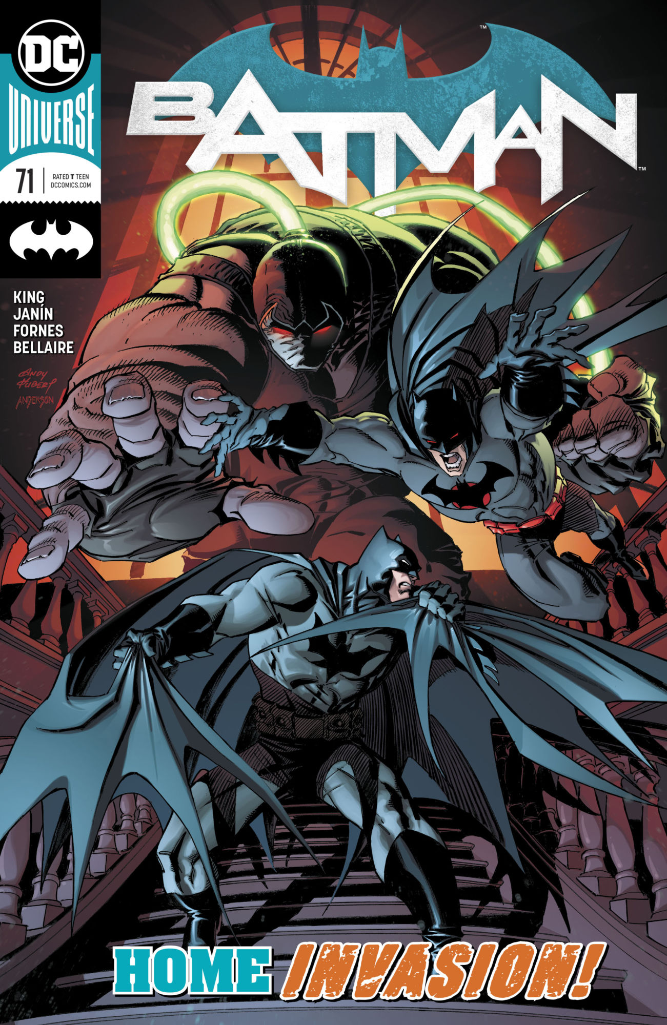 DC Comics and Warners to Change Batman 'For a Generation or More' – Tom King