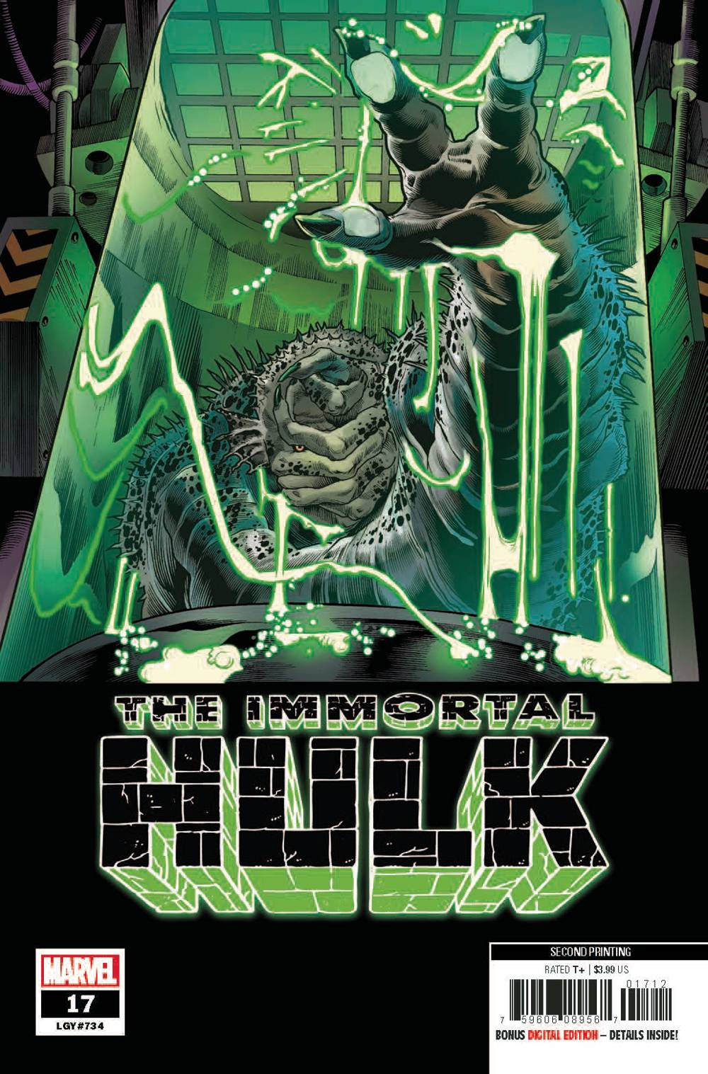 Immortal Hulk, Silver Surfer, X-Men and Criminals Get Second Printings
