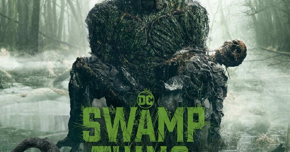 Movie Poster 2019: 'Swamp Thing': Louisiana Swamp Offers Warning In New