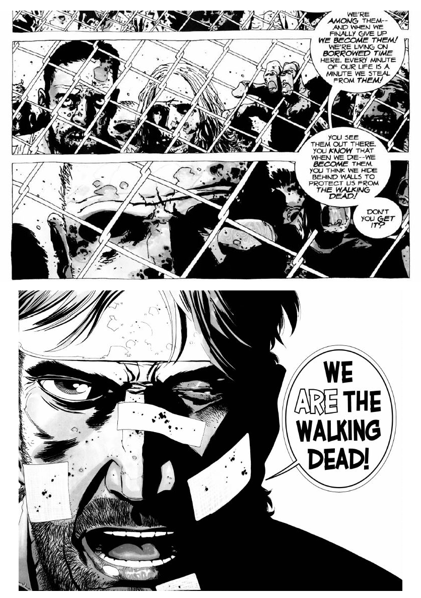 Today's Walking Dead #190 Changes Everything About the Comic (Major Spoilers)