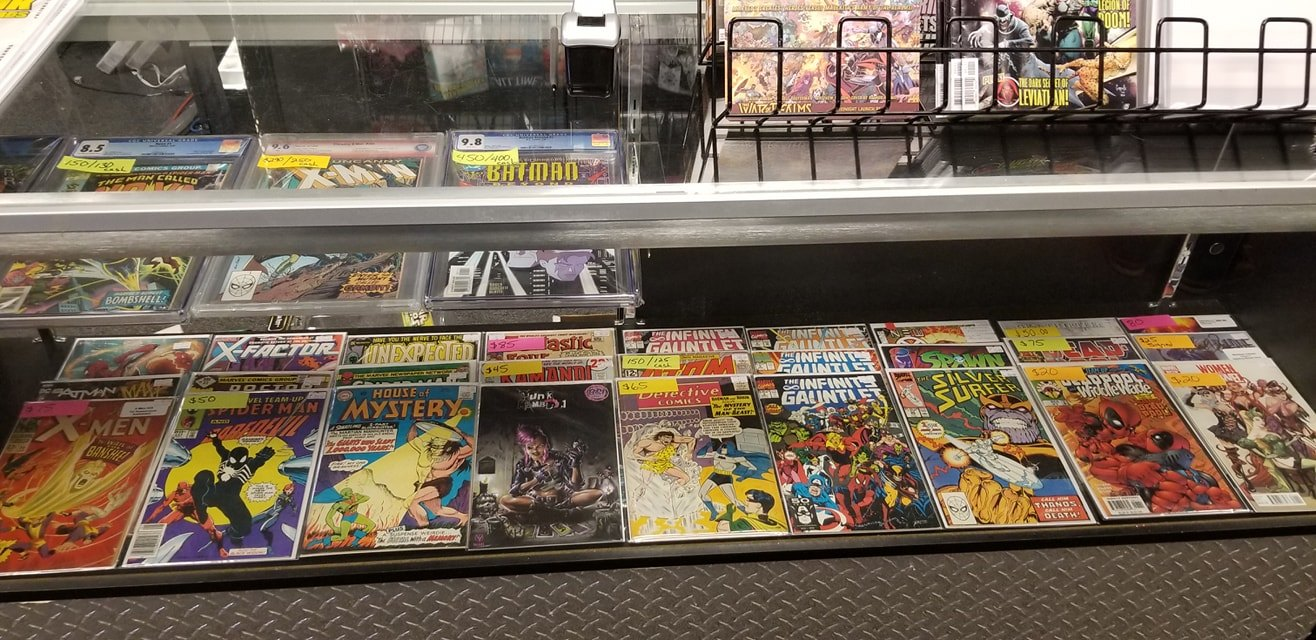 A Third Copy of New Mutants #98 Stolen, in Fort Worth, Texas