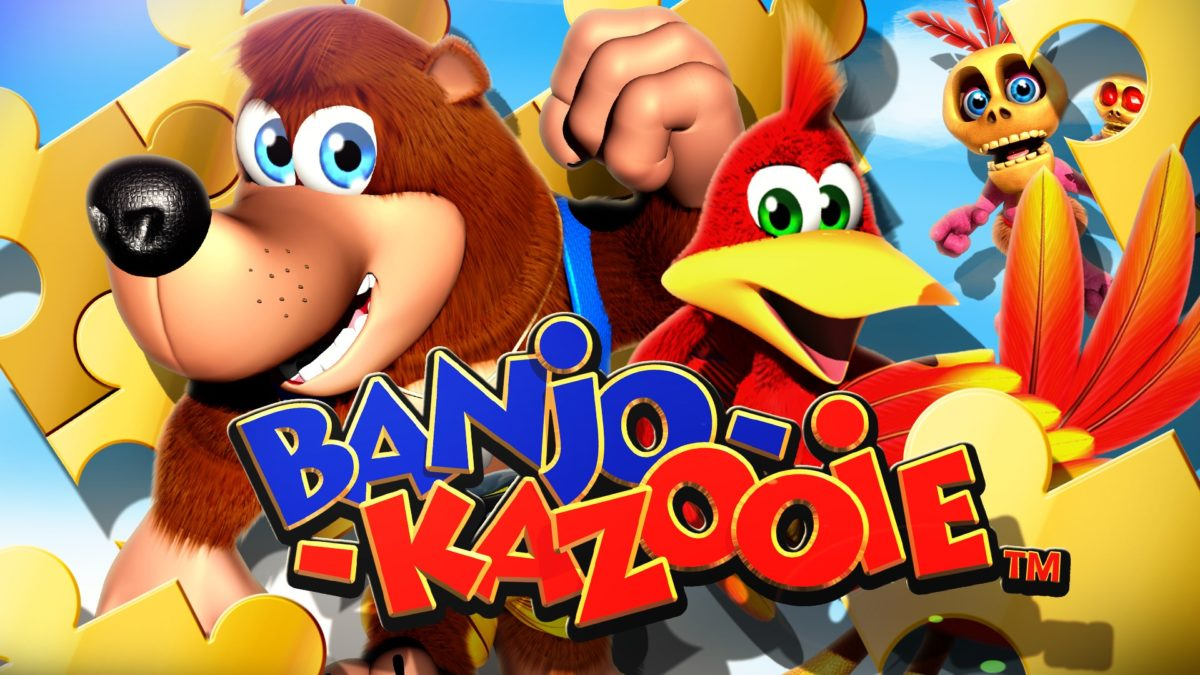 "95d33534 Xbox's Phil Spencer Explains Banjo-Kazooie in ""Smash Bros."""