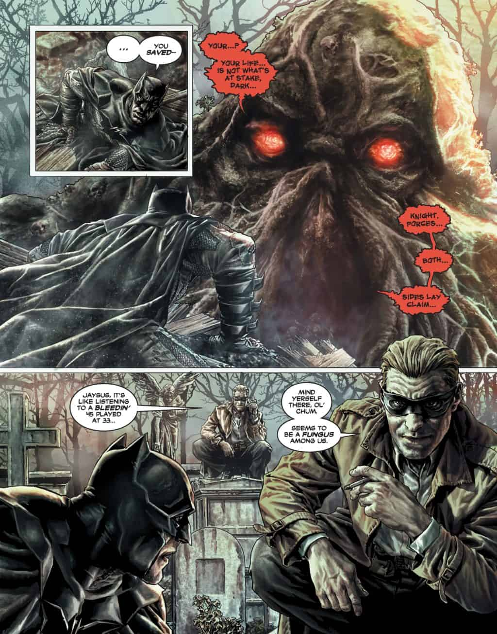 Yes, Batman Damned #3 is Finally Out Tomorrow and Here's a Preview
