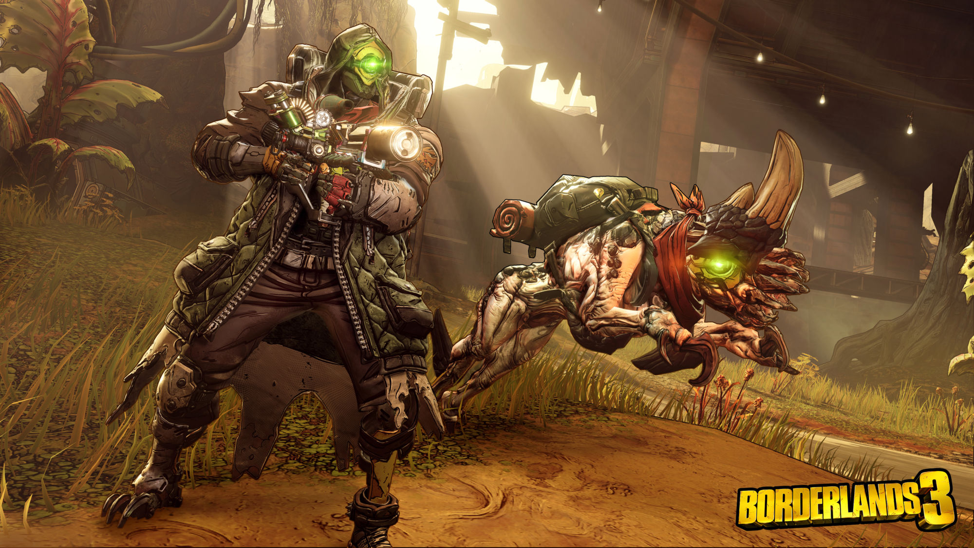 how to switch characters in borderlands 3